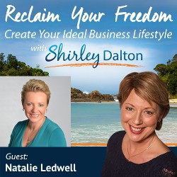 SD #004 – Step into the Best Version of Yourself | Natalie Ledwell