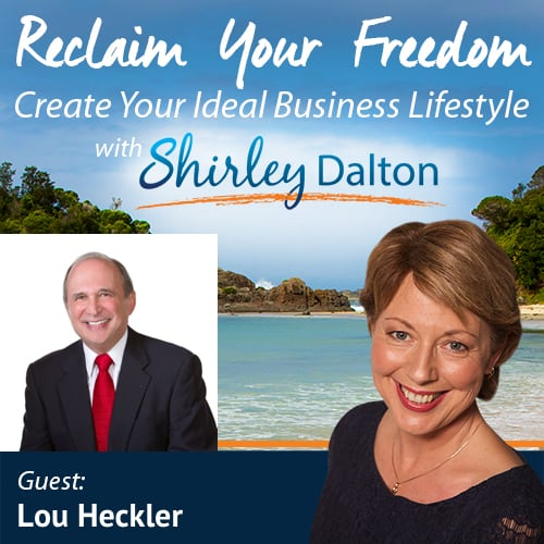 SD #005 –  Achieving Peak Performance | Lou Heckler