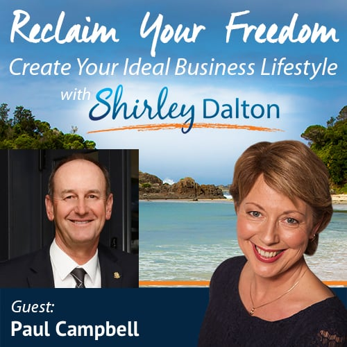 SD #012 – Business Admiral by Name and by Nature | Paul Campbell