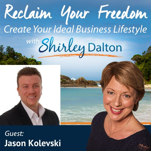 SD #013 – Mastering your Energy for Success | Jason Kolevski