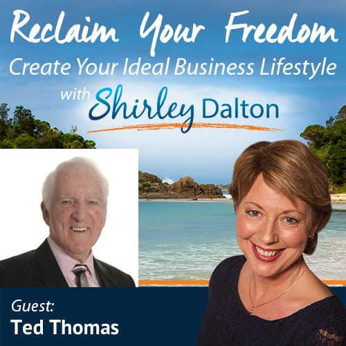 SD #014 –  Grow Your Wealth With Minimal Risk | Ted Thomas
