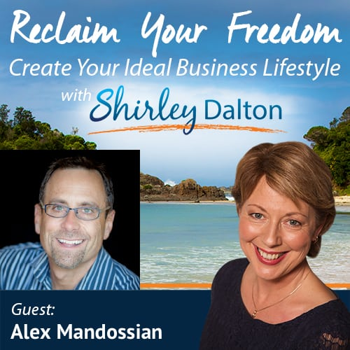 SD #015 – Become a Citizen Reporter and Broadcast Your Brilliance by Interviewing Others | Alex Mandossian