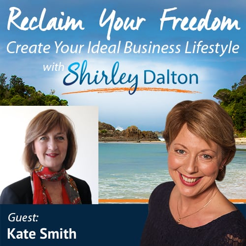 SD #030 – Broken to Brilliant : A Story of Strength and Success | Kate Smith