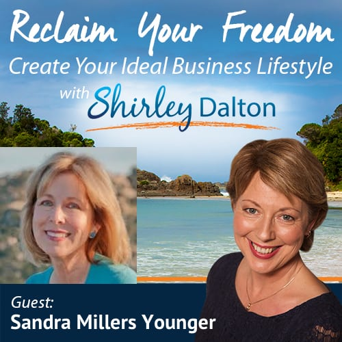 SD #032 –  The ComeBACK Formula Transform Disaster into Opportunity and Loss into Legacy | Sandra Millers Younger
