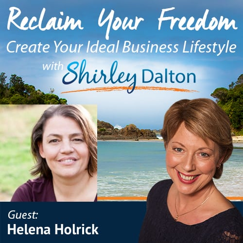 SD #036 –  Increase your Impact, Influence and Income through Investigating Intentions | Helena Horlick