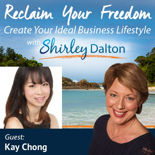 SD #037 – You Don't Have to Be Overworked, Tired and Overwhelmed | Kay Chong