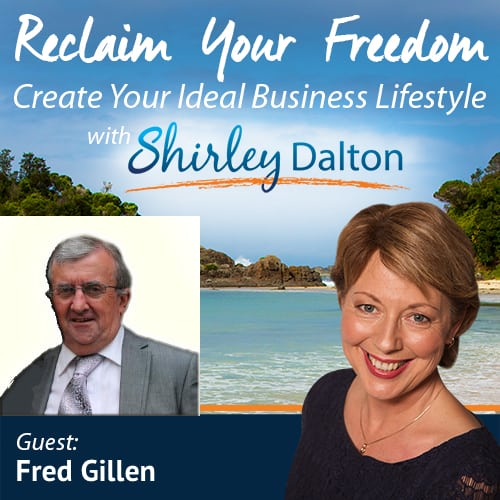 SD #039 –  Grow Your Business with the Power of the Internet | Fred Gillen