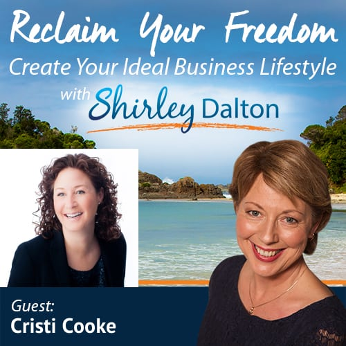 SD #040 – Your Pillars of Genius: Discover and Market Your Genius | Cristi Cooke