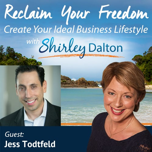 SD #043 – Media Secrets How to Use the Media for Marketing Success | Jess Todtfield
