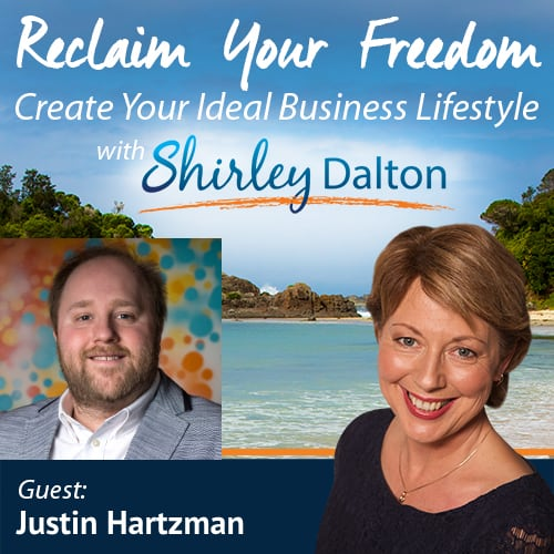 SD #045 – How to Start Grow and Successfully Exit a Business |  Justin Hartzman