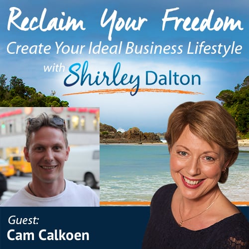 SD #046 – Live for Awesome |  Cam Calkoen