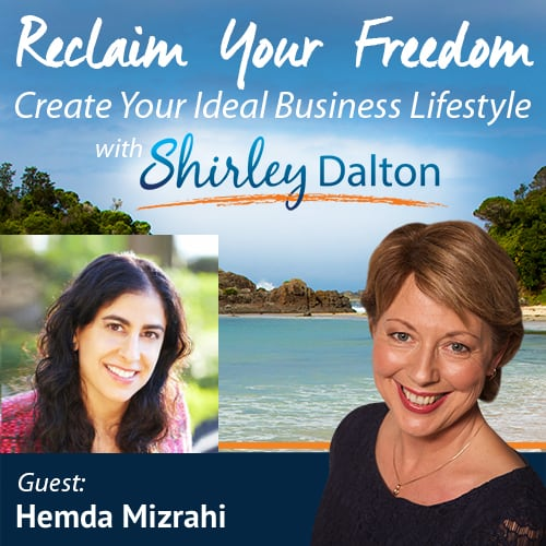 SD #049:  How to Plan for Employee Exits and Managing Difficult Transitions in Business | Hemda Mizrahi