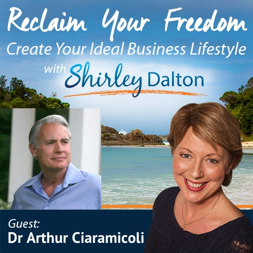 SD #053 – The Stress Solution – Therapeutic Tools to fight anxiety, fear and depression | Dr Arthur Ciaramicoli