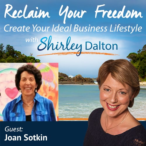 SD #093 – I Know What to Do But Don't Do It | Joan Sotkin