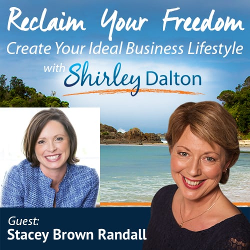 SD #061 –  Your Time is Valuable – Top Productivity Tips to Make More Money and Have More Time | Stacey Brown Randall