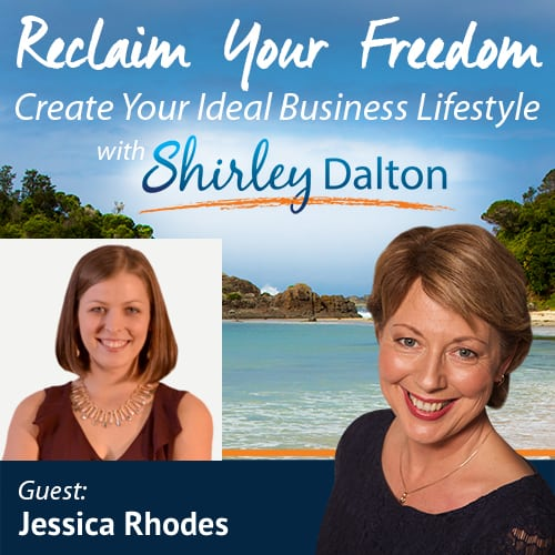 SD #064 – Why & How to Rock The Podcast from Both Sides of the Mic | Jessica Rhodes