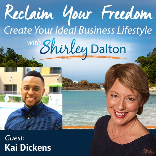 SD #066 – How to bring happiness back to corporate culture | Kai Dickens