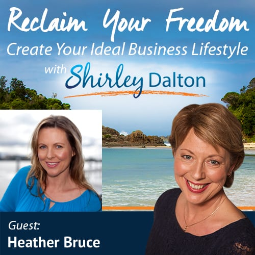 SD #065 – Navigate the Business World with Confidence and Grace | Heather Bruce
