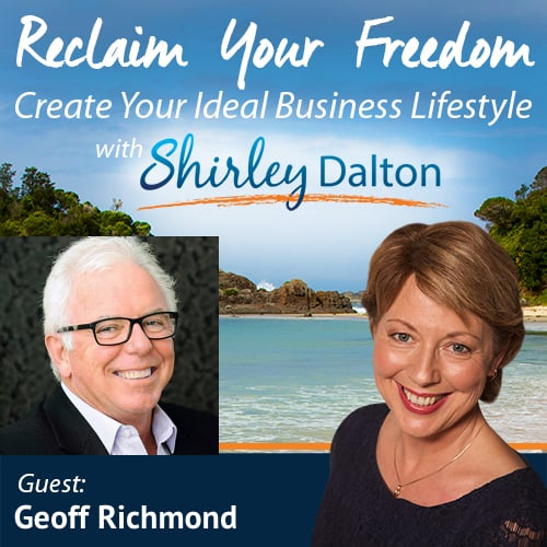 SD #072 – The WOW Factor: How Successful Leaders Manage People and Add Value | Geoff Richmond