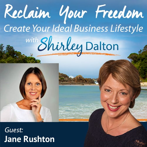 SD #073 – MIND TRICKS: 5 Steps to Create Daily Balance, Bliss and Productivity Easily and Effortlessly | Jane Rushton
