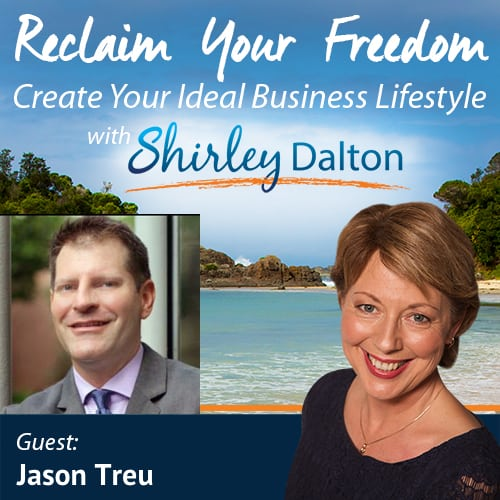 SD #075 – How to Get Unstuck to Make Massive Gains in Your Leadership and Performance | Jason Treu