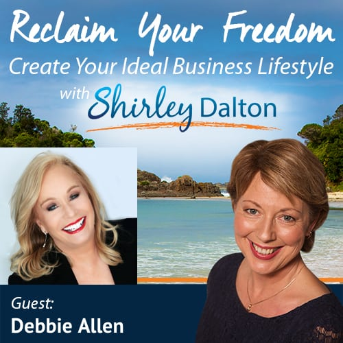 SD #077 – How to Become a Highly Paid Expert and Dominate Your Niche Industry | Debbie Allen