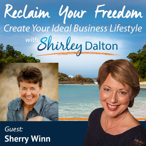SD #078 – Unleash the Winner within You (and Your Team) | Sherry Winn
