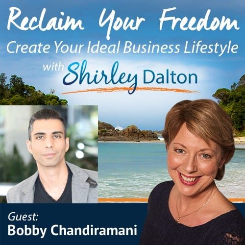 SD #097 – Discover the real reasons why you're not generating sales in your business | Bobby Chandiramani