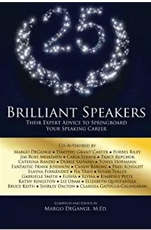 25 Brilliant Speakers book