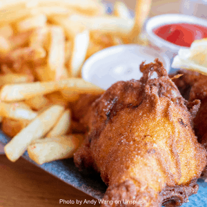 Chicken and Chips (WT479)