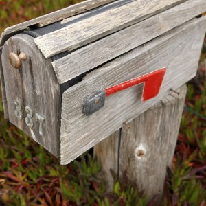 Put a Letterbox Near the Exit (WT581)